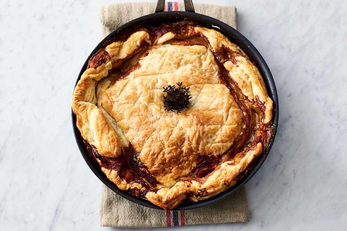 Jamie Oliver's Chicken Pot Pie