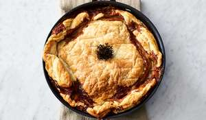 Jamie Oliver Chicken Pot Pie | Keep Cooking and Carry On Channel 4