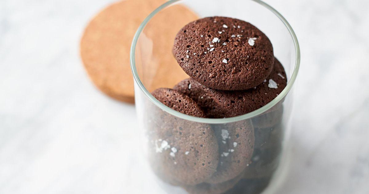 Dairy Free Chocolate Cake Recipe Jamie Oliver: Jamie Oliver's Chocolate Rye Cookies
