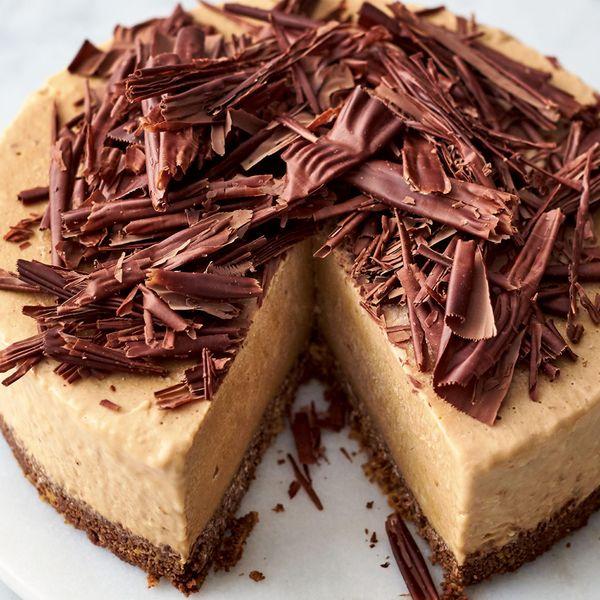 Jamie Oliver S Frozen Banoffee Cheesecake