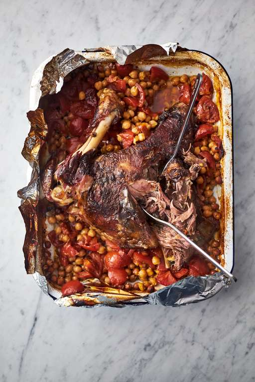 Tender Lamb Shoulder