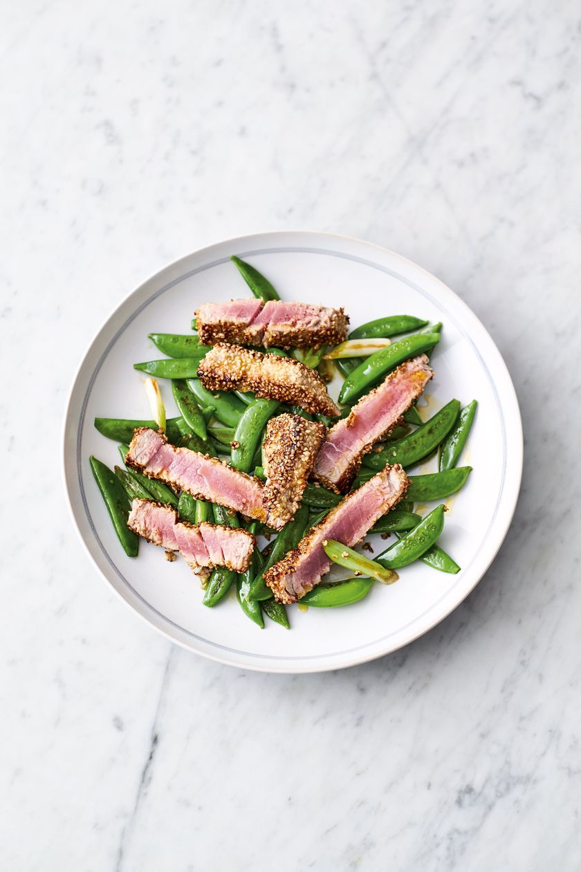 10 Ultimate Jamie Oliver Recipes | Seared Sesame Tuna