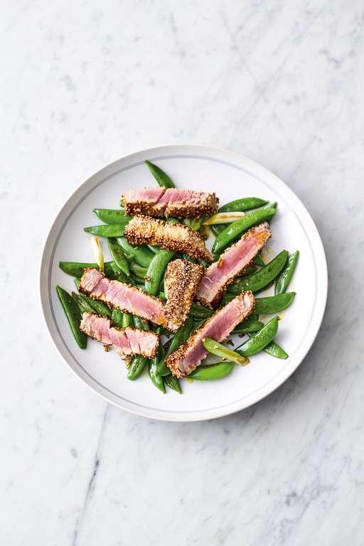Seared Sesame Tuna