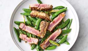Seared Sesame Tuna