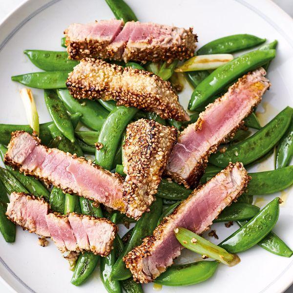 Food Network Ahi Tuna Steak Recipe