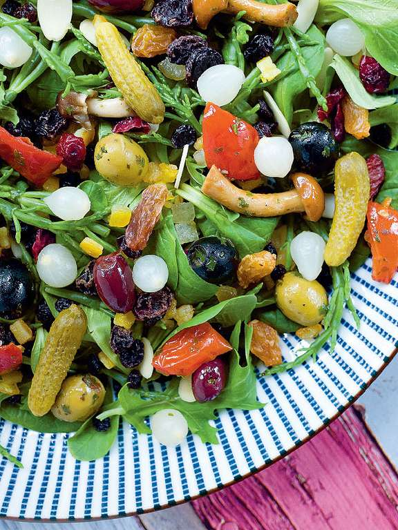 John Evelyn's Mixed Salad