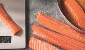 Jamie Oliver's Super Food Fish Fingers