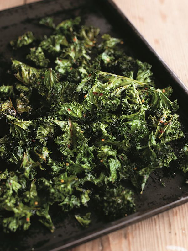 best kale recipes kale crisps the fit foodie cookbook