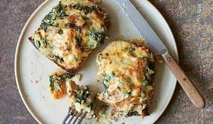 Spinach and Smoked Haddock Rarebit Recipe | Best Toast Topping