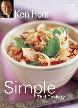 Cover of Ken Hom's Simple Thai Cookery