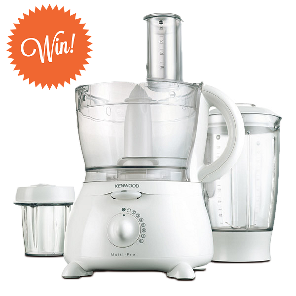 win a kenwood food processor
