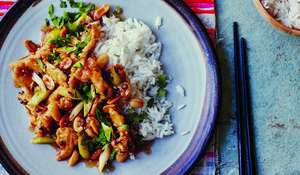 Harry Eastwood's Kung Pao Chicken