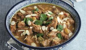 Laid-back Lamb Tagine