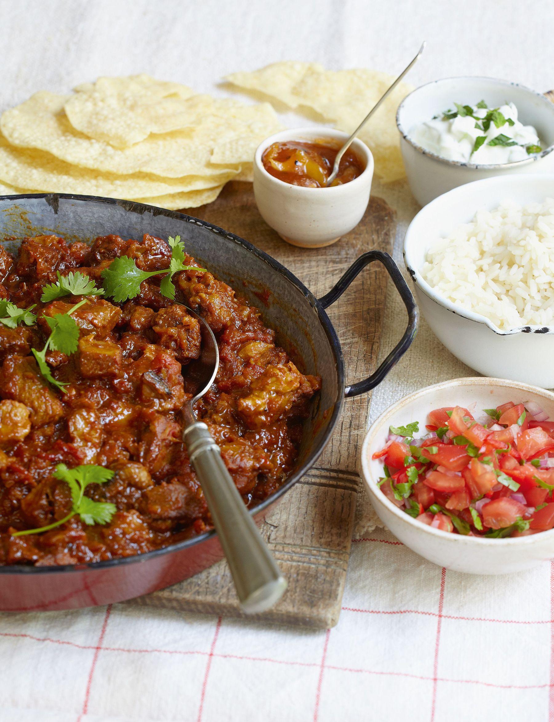 Lamb Dhansak Bbc Food