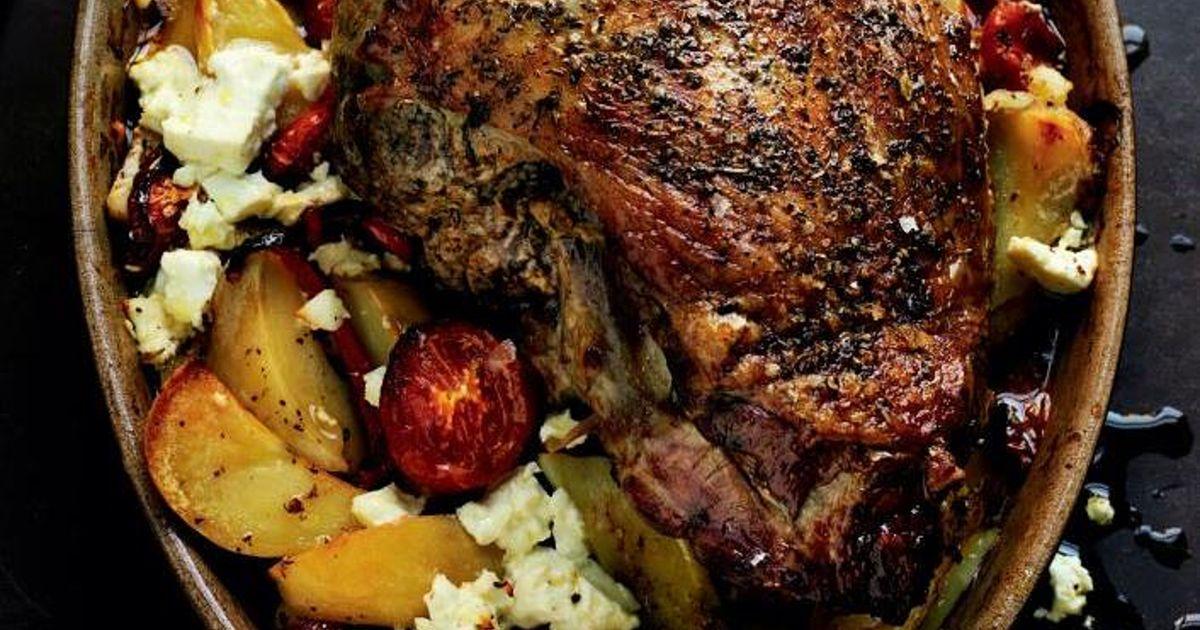 Rick Stein S Lamb Kleftiko Recipe Slow Cooked Sunday