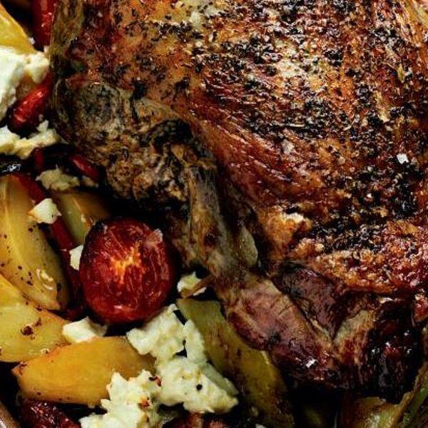 Lamb Kleftiko - The Happy Foodie