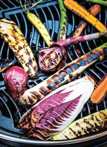 Last-minute grilled salad from Low and Slow