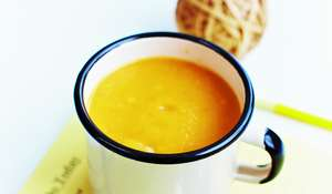 Spicy Root Veg Soup
