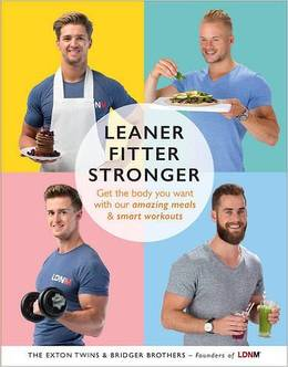 Cover of Leaner, Fitter, Stronger