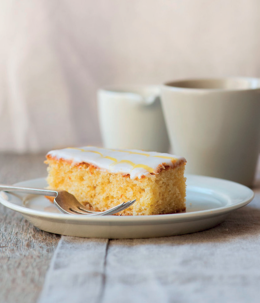 best lemon cake and bake recipes
