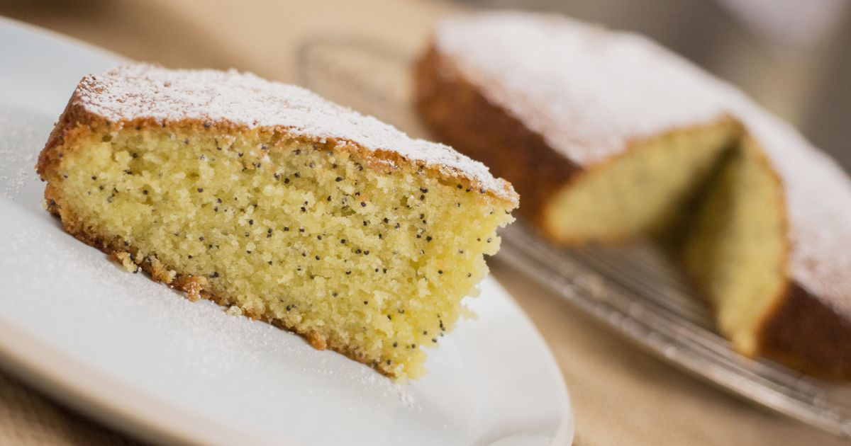 Nigella Lawson Easy Lemon Cake