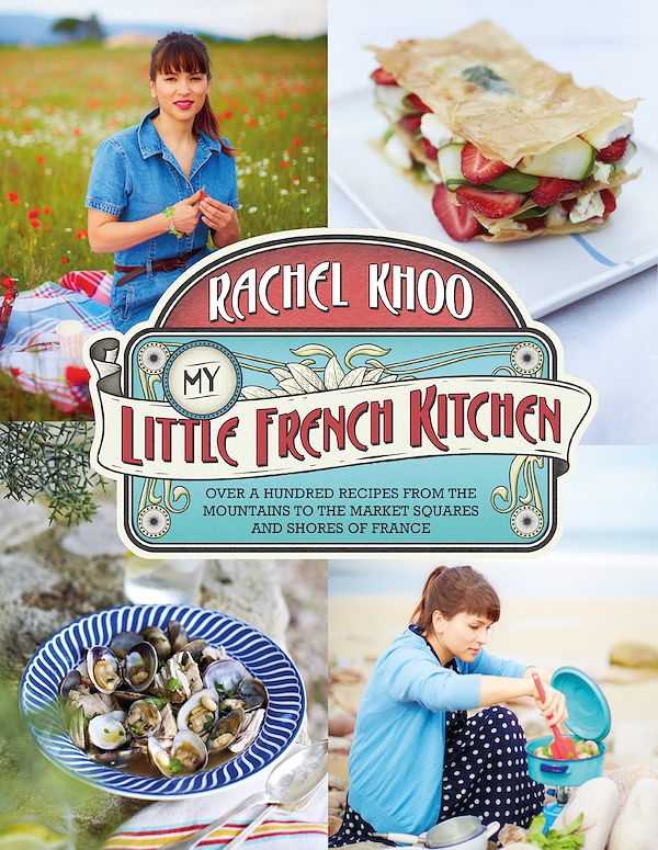 Best French Cookbooks for 2019 | Classic French Recipe Books - little french kitchen cookbook
