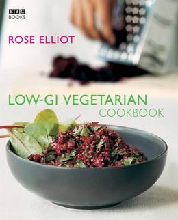 Cover of Low-GI Vegetarian Cookbook