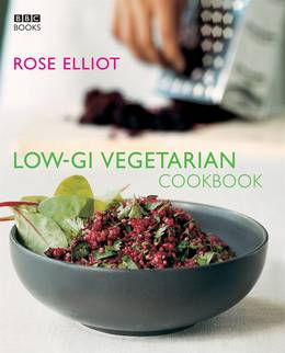 Cover of Low-GI Vegetarian Cookbook