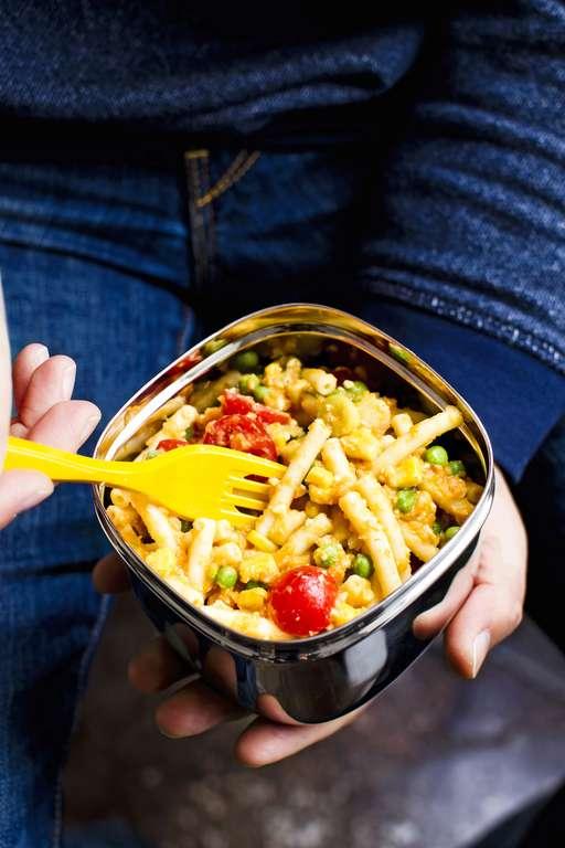 "Macaroni ""Cheese"" Salad"