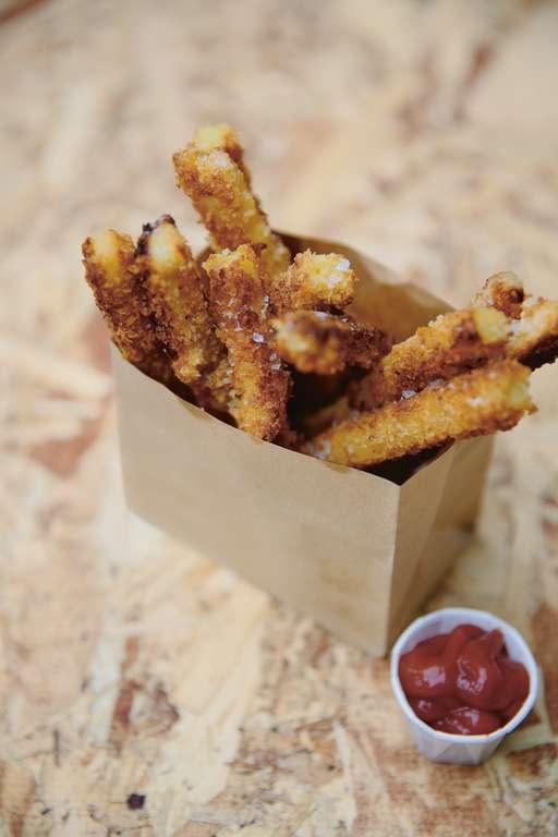 Mac 'n' Cheese Fries