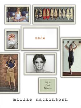 Cover of MADE: A book of style, food and fitness