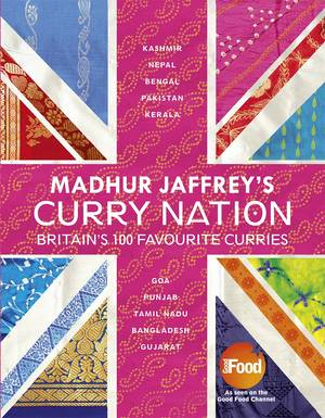Cover of Madhur Jaffrey's Curry Nation