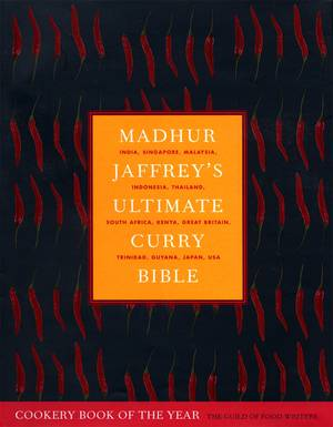 Cover of Madhur Jaffrey's Ultimate Curry Bible