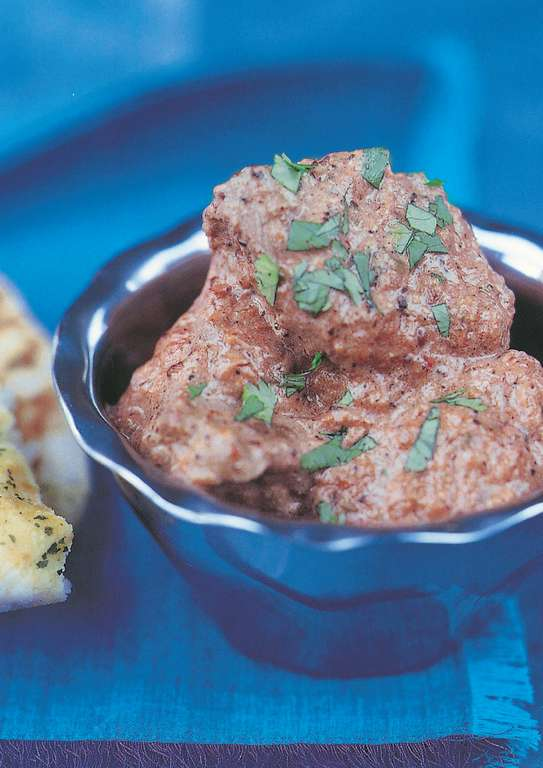 Lamb, Pork or Beef Madras