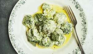 Russell Norman's Spinach and Ricotta Malfatti Recipe | Saturday Kitchen BBC1