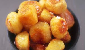 How to Make Perfect Roast Potatoes, Recipe