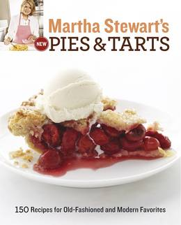 Cover of Martha Stewart's New Pies and Tarts
