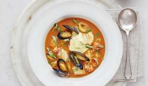 Mary Berry's Bouillabaisse Recipe | Classic Fish Stew