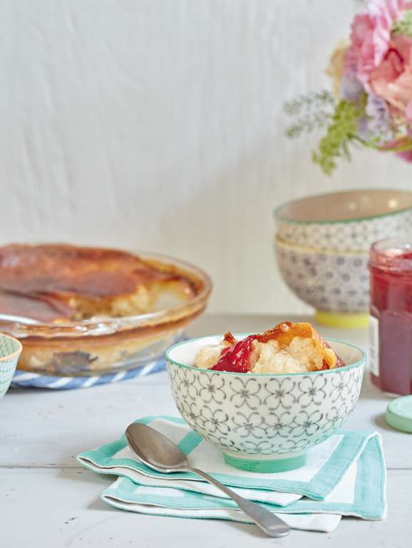 Mary Berry's Classic Rice Pudding