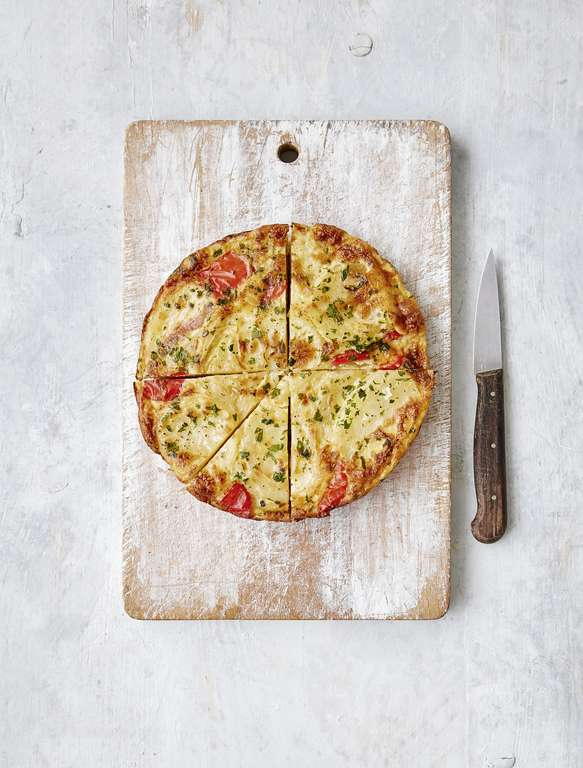 Vegetable Tortilla