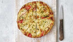 Mary Berry's Vegetable Tortilla recipe