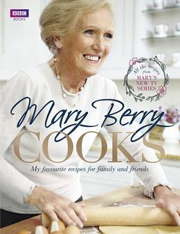Cover of Mary Berry Cooks