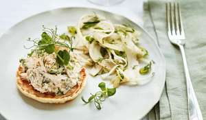 Mary Berry Crab and Fennel Blinis Recipe | BBC2 Simple Comforts