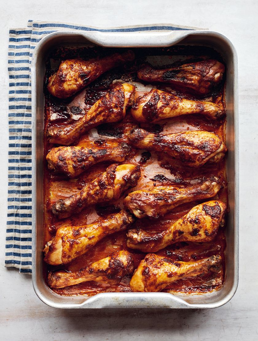 Mary Berry Smoky Firecracker Chicken Drumsticks Simple Comforts BBC2
