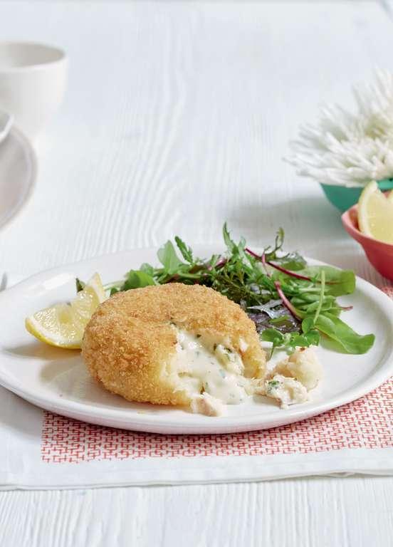 Mary Berry's Very Posh Fishcakes
