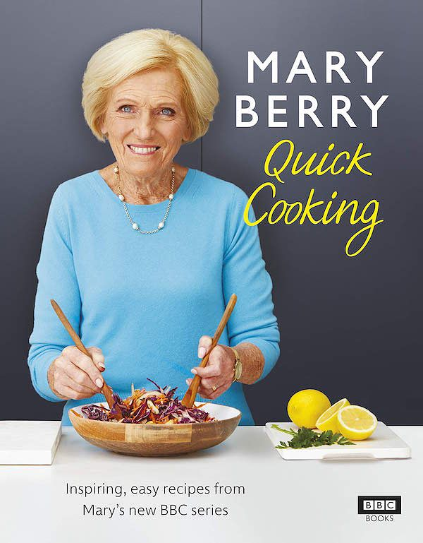 best family cookbooks mary berry quick cooking