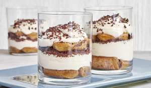 Mary Berry's Mini Tiramisu Recipe | Quick Cooking