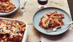 Mary Berry Bolognese Bake Recipe | BBC2 Simple Comforts