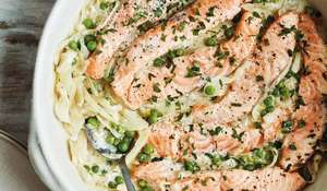 Mary Berry Salmon & Fennel One-pot Wonder | BBC2 Simple Comforts