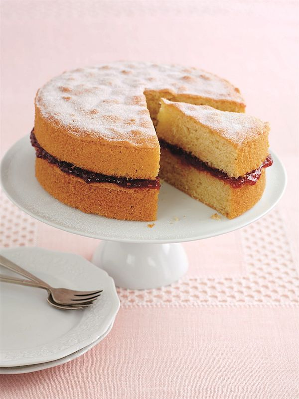 jam cake recipes victoria sandwich cake mary berry